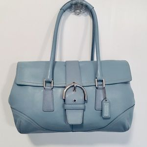 Vintage coach bag number 9550